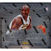 2012/13 Panini Brilliance Basketball Hobby 12 Box Case