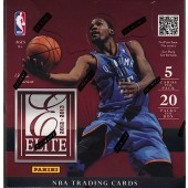 2012/13 Panini Elite Basketball Hobby 12 Box Case