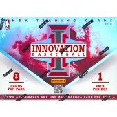 2012/13 Panini Innovation Basketball Hobby 15 Box Case