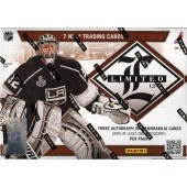 2012/13 Panini Limited Hockey Hobby 15 Box Case