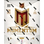 2012/13 Panini Momentum Basketball Hobby 10 Box Case