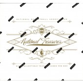 2012/13 Panini National Treasures Basketball Hobby 3 Box Case