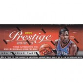 2012/13 Panini Prestige Basketball Hobby 12 Box Case