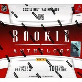 2012/13 Panini Rookie Anthology Hockey Hobby 12 Box Case