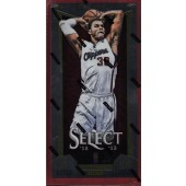 2012/13 Panini Select Basketball Hobby 12 Box Case