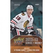 2012/13 Upper Deck Series 1 Hockey Hobby 12 Box Case