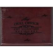 2012 Leaf Oval Office Cut Signature Hobby Box