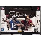 2012 Panini Prime Signatures Football Hobby 30 Box Case