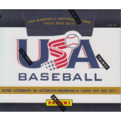 2012 Panini USA Baseball Hobby Set 10 Box Case