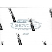 2012 Press Pass Showcase Racing Hobby 12 Box Case