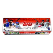 2012 Topps Baseball Complete Factory Hobby Case 12 Sets