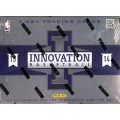 2013/14 Panini Innovation Basketball Hobby 15 Box Case