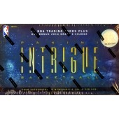 2013/14 Panini Intrigue Basketball Hobby Box