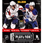 2013/14 Panini Playbook Hockey Hobby 10 Box Case