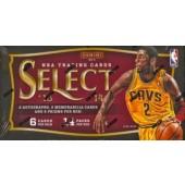 2013/14 Panini Select Basketball Hobby 12 Box Case