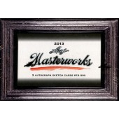 2013 Leaf Masterworks 6 Box Case