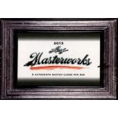 2013 Leaf Masterworks Box