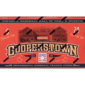 2013 Panini Cooperstown Baseball Hobby 14 Box Case