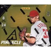 2013 Panini Pinnacle Baseball Hobby 16 Box Case