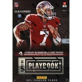2013 Panini Playbook Football Hobby 10 Box Case