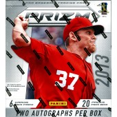 2013 Panini Prizm Baseball Hobby Box