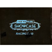 2013 Press Pass Showcase Racing Hobby 12 Box Case