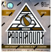 2014/15 Panini Paramount Basketball Hobby 5 Box Case