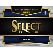 2014/15 Panini Select Basketball Hobby 12 Box Divisional Case Break (1 Case)