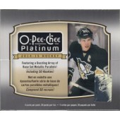 2014/15 Upper Deck OPC Platinum Hobby Hockey Box