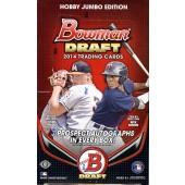 2014 Bowman Draft Picks & Prospects Baseball Jumbo 8 Box Case