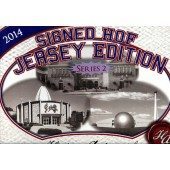 2014 Historic Autographs HOF Jersey Edition Series 2 Box