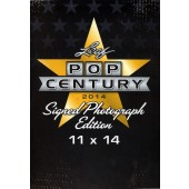 2014 Leaf Pop Century Signed 11x14 Photograph Edition Box