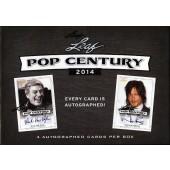 2014 Leaf Pop Century Trading Cards 12 Box Case