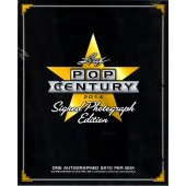 2014 Leaf Pop Century Signed Photograph Ed 12 Box Case
