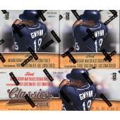 2014 Panini Classics Baseball Hobby 12 Box Case