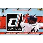 2014 Panini Donruss Baseball Hobby 16 Box Case