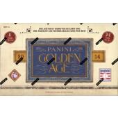 2014 Panini Golden Age Baseball Hobby 20 Box Case