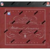 2014 Panini National Treasures Football Hobby 4 Box Case