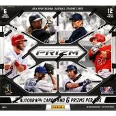 2014 Panini Prizm Baseball Hobby 20 Box Case