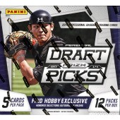 2014 Panini Prizm Perennial Draft Baseball Hobby 20 Box Case