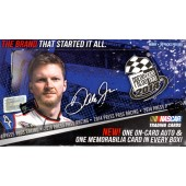 2014 Press Pass Nascar Racing Hobby 10 Box Case