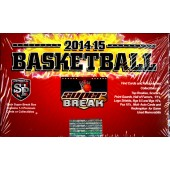 2014/15 Super Break Basketball Series 1 - 5 Box Case