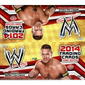 2014 Topps WWE Wrestling Hobby 8 Box Case