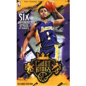 2015/16 Panini Court Kings Basketball Hobby 15 Box Case