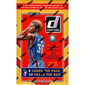 2015/16 Panini Donruss Basketball Hobby 16 Box Case