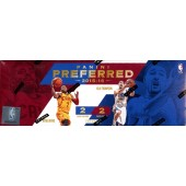 2015/16 Panini Preferred Basketball Hobby 8 Box Case