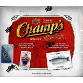 2015/16 Upper Deck Champs Hockey Hobby Box