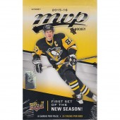 2015/16 Upper Deck MVP Hobby Hockey 16 Box Case