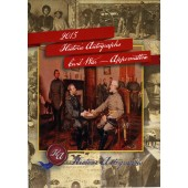 2015 Historic Autographs Civil War Appomattox Premium 5 Box Case