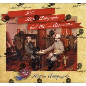 2015 Historic Autographs Civil War Appomattox 12 Set Case